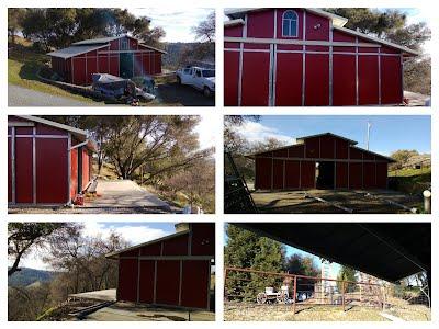 Barnmaster Barn Remodel Refurbish Modify Porch Walls Roofing Master Repair